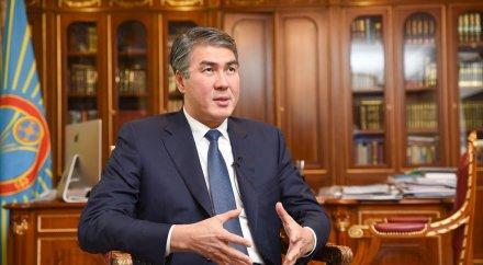 Асет Исекешев получил назначение в Фонде первого Президента