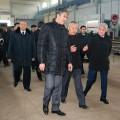Асет Исекешев посетил предприятия Актюбинской области