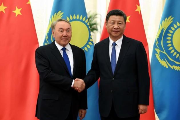 Нурсултан Назарбаев: Сотрудничество между Казахстаном иКНР стало образцовым