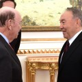 Президент провел встречу сминистром торговли США