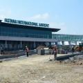 Бакытжан Сагинтаев проверил строительство терминала аэропорта Астаны