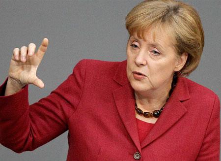 Меркель: свободная торговля между ЕС и США необходима