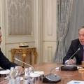 Нурсултан Назарбаев дал ряд поручений Кариму Масимову