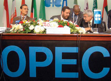 Угрозу от сланцевой нефти признали страны ОПЕК