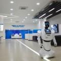 Робот «Казпочты» Куаныш удивил гостей Qazaqstan Technology Forum