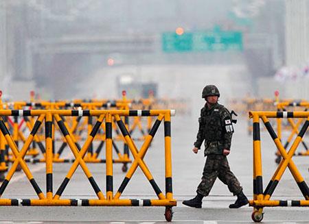 КНДР и Южная Корея начнут переговоры по зоне Кэсон