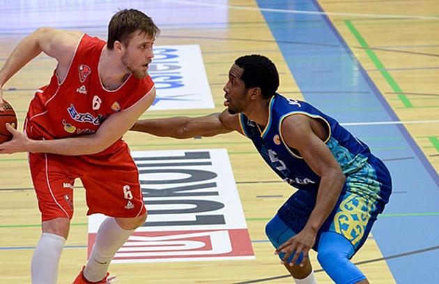 «Астана» проиграла в Единой лиге ВТБ