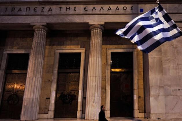В Греции будут снимать средства со счетов налоговых уклонистов