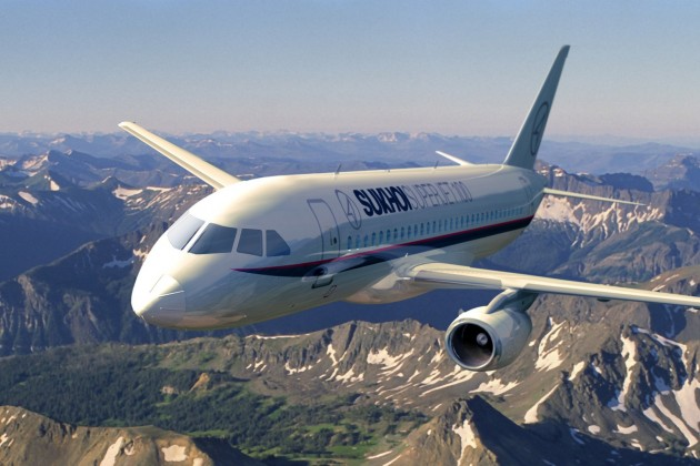 SCAT приобретает 15 самолетов  Sukhoi Superjet