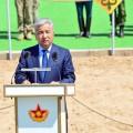 Министр обороны РК дал старт Армейским международным играм