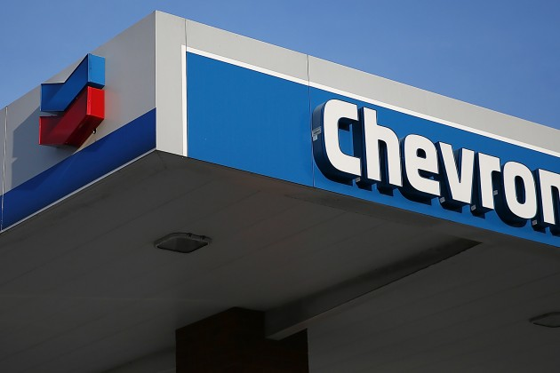 Chevron сократит капзатраты в2018году на7%