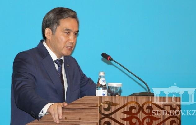 Председателем Алматинского городского суда стал Нургазы Абдиканов