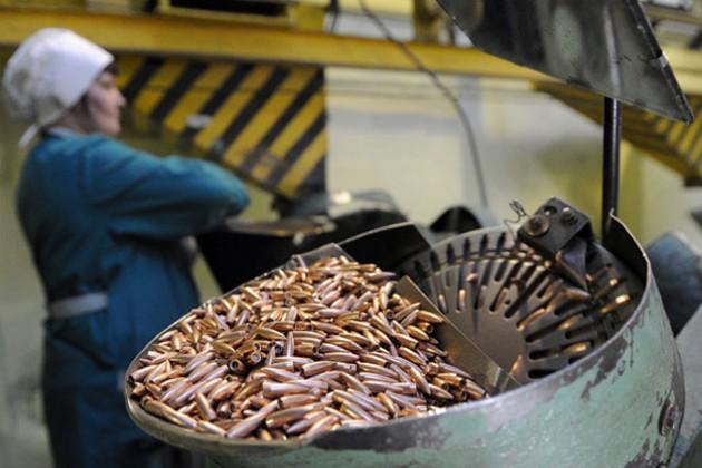 В Карагандинской области построят патронный завод