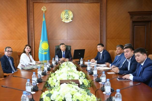 ВТуркестане построят «умные» коттеджи