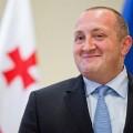 Президент Грузии посетит Казахстан виюне