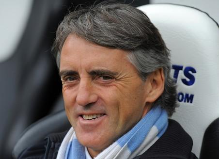 Манчини уволен с поста главного тренера «Манчестер Сити»