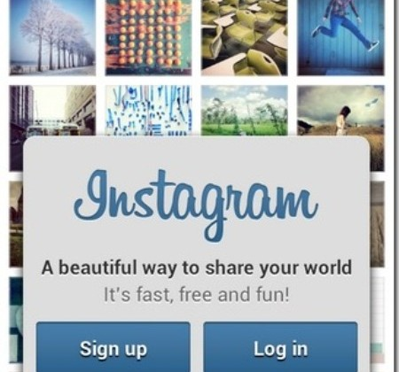Instagram не предъявляет права на фотографии