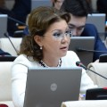 Дарига Назарбаева рассказала о многочисленных жалобах на судей