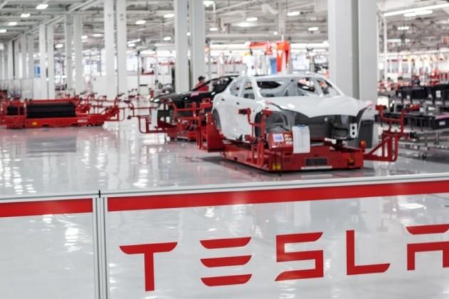Завод Tesla вКитае может быть построен взоне свободной торговли
