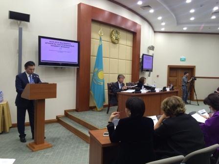 Поступления бюджета в 2016 году составят 6 595,4 млрд тенге