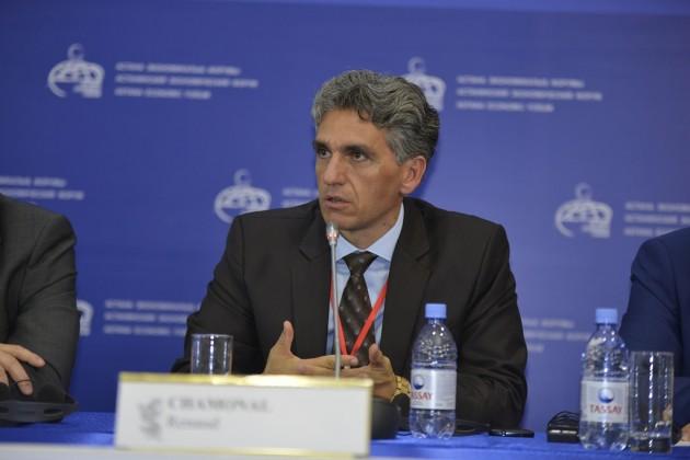 В Казахстане откроется Торговая палата Франции