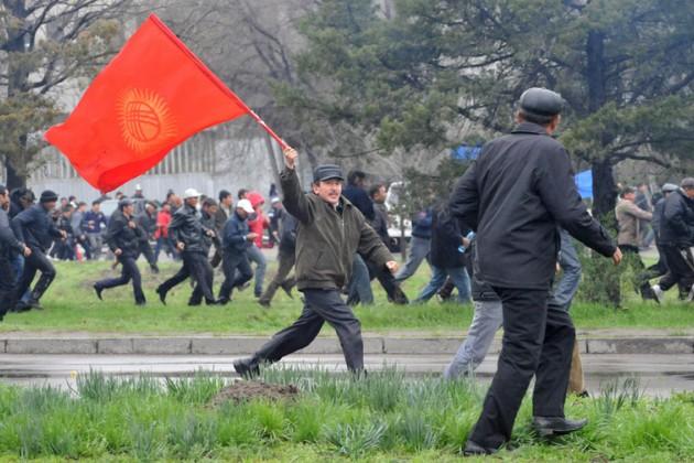 Торговая война приведет к перевороту в Кыргызстане