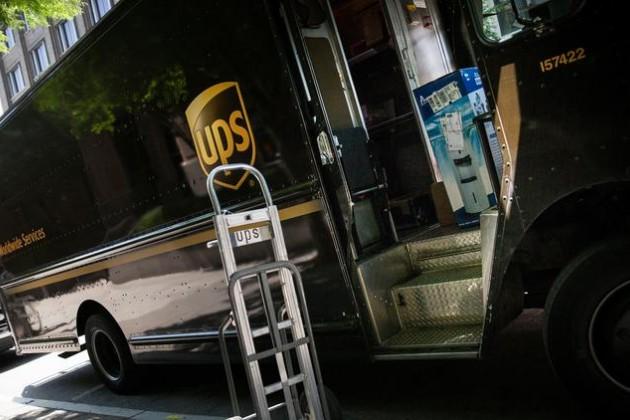 UPS вложит $130млн вавтомобили изаправки нагазе