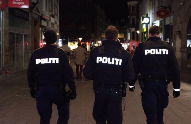В Копенгагене произошел взрыв у полицейского участка