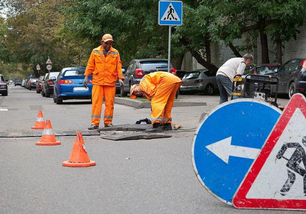 В Астане начался ремонт некоторых улиц