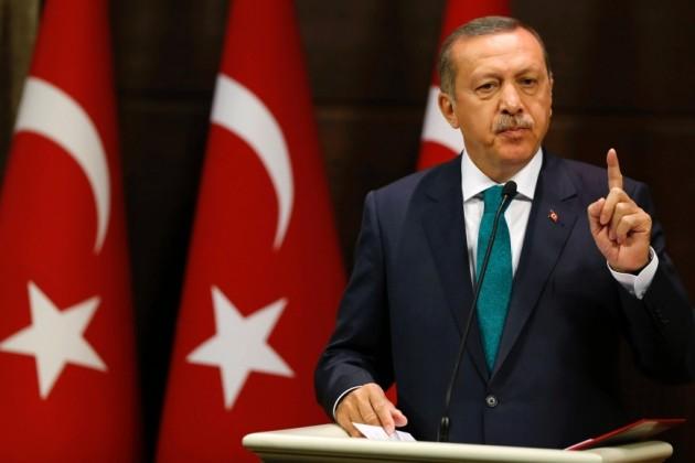 Президент Турции извинился за сбитый Су-24