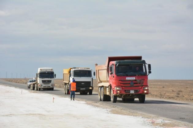 7 млрд направлено на строительство дорог Мангистауской области
