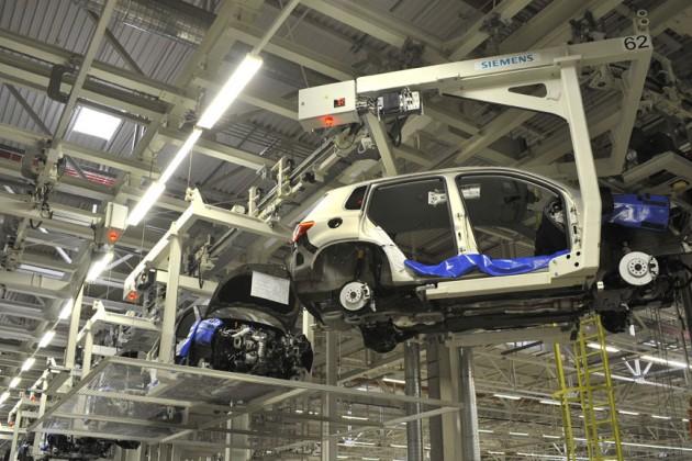 Volkswagen начал строить завод электромобилей под Шанхаем