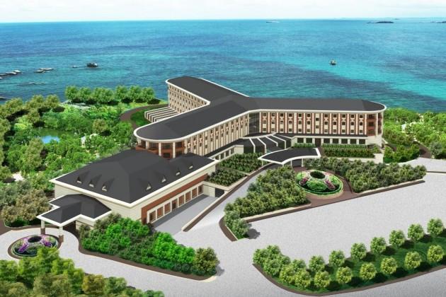 В Боровом открывается пятизвездочный отель