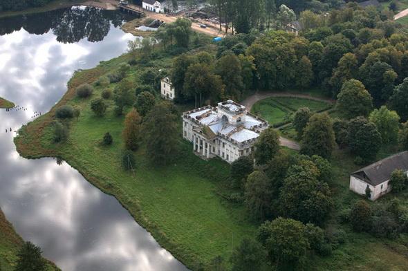 ВБеларуси продали дворец за $12