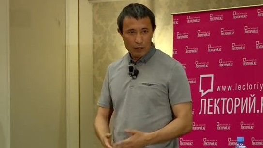 Ермек Турсунов стал главой Союза кинематографистовРК