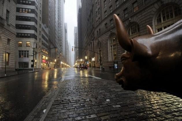 Зарплаты наУолл-стрит достигли максимума после краха Lehman Brothers