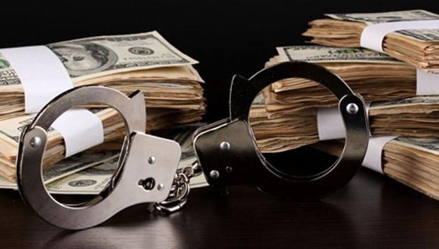 За10лет преступники вывезли запределы страны $10млрд