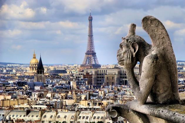 Более 80% высокооплачиваемых специалистов хотят покинуть Париж