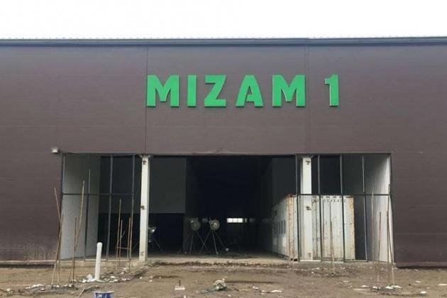 В Алматы начался принудительный снос рынка Mizam