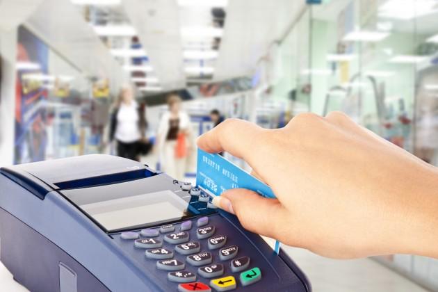 Безналичные платежи все еще не востребованы