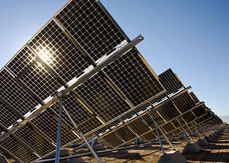 В Приаралье построят солнечную электростанцию