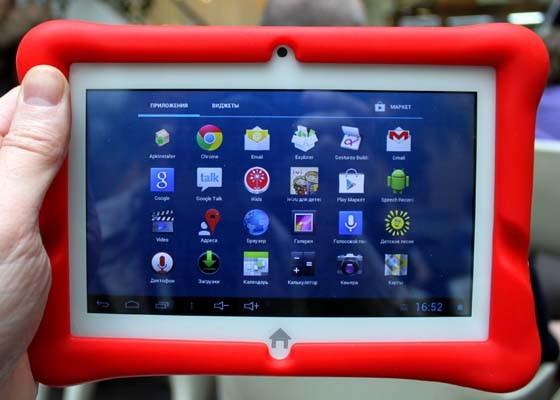 Детский планшет начали продавать в России