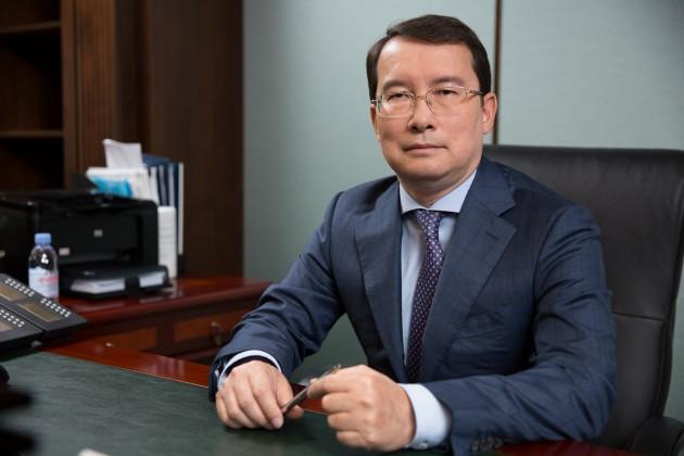 Тимур Жаксылыков освобожден отдолжности помощника Президента