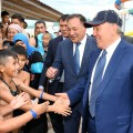 Президент: Актау станет казахстанской Анталией