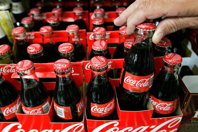 Coca-Cola впервый раз за125 лет будет выпускать спиртные напитки