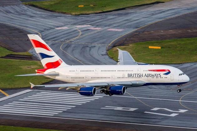 Великобритания оштрафует British Airways из-за утечки данных клиентов
