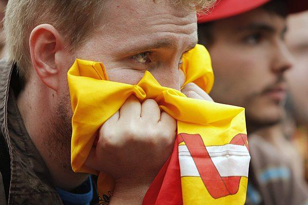 Безработица в Испании достигла рекорда