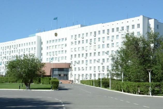 Кадровые перестановки в Атырауской области