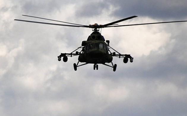 Военный вертолет разбился в Кызылординской области