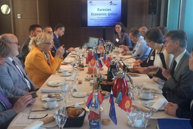 Каких ошибокЕС надо избегать Евразийскому экономическому союзу